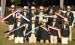 Our cattle club students impress at Rockhampton Show