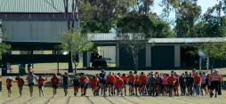 Cook wins 2013 athletics carnival