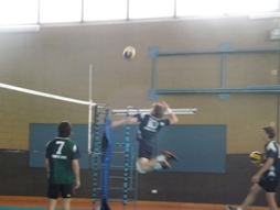 Our volleyball boys succeed at nationals in Melbourne