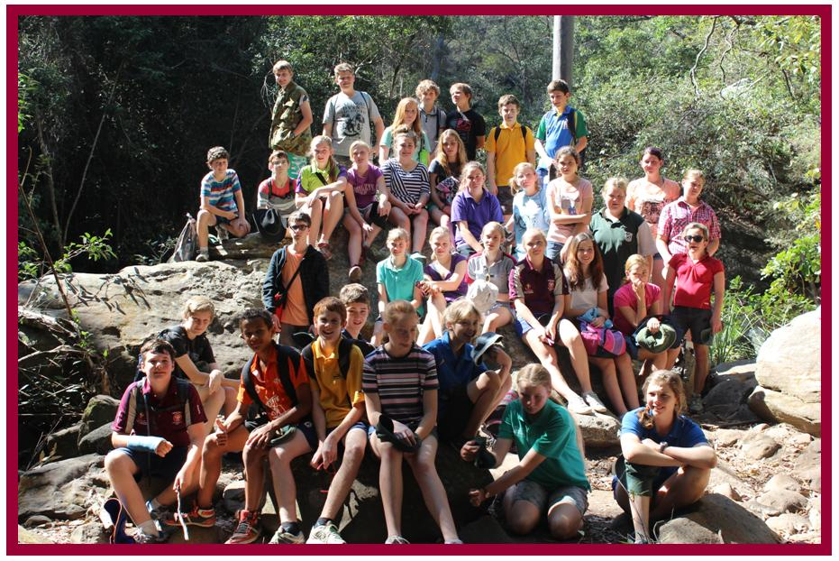 Year 8 Camp Cania